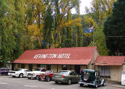 The Kevington Hotel, Kevington, Victoria